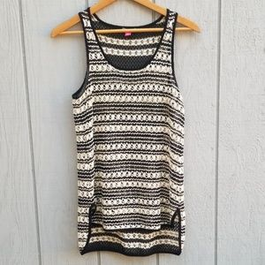 Vince Camuto Knitted Tank Top